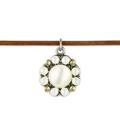 Isla White Opal Choker | Anne Koplik Designs Jewelry | Handmade in America with Crystals from Swarovski®
