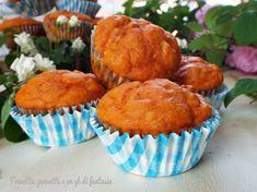 Muffin alla pizzaiola, i muffin salati o dolci sono decisamente squisiti facili e veloci da preparare, sono l'ideale per ogni momento della giornata che....