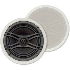 Introducing Yamaha NSIW360C 2Way InCeiling Speaker System White 2 Speakers. Great product and follow us for more updates!