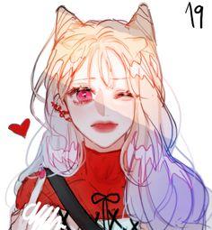 When someone dresses him up Anime Inspired, Character Art, Anime Comics, Drawings, Korean Art, Best Anime Drawings, Art, Anime, Anime Characters