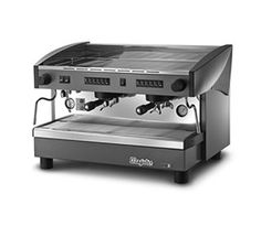 Stilo ES 100 2 Group  The Magister Stilo ES 100 2-Group is a traditional espresso machine designed with style in mind, to suit all environments