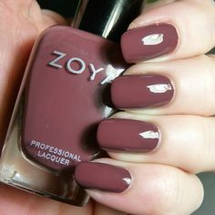 My Thoughts on Marsala, Pantone's Color of the Year 2015 and Zoya ...