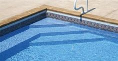 Creative-waterworks | In Ground Pool steps More