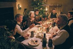 Victorian Farm Christmas - from the BBC series