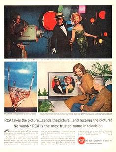 RCA Victor Color Television for 1961