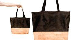 eBook Shopper »The Black Line Copper & Cork« nähen mit Kork bei Makerist