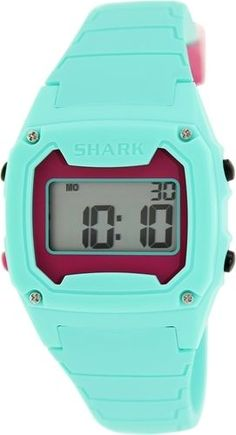 Freestyle Women's Shark 102281 Aqua Silicone Quartz Watch #Freestyle #SportWatches