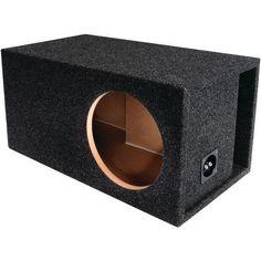 "Car Video:Speaker Box-Atrend Atrend Series Single Vented Spl Enclosure (15"")"