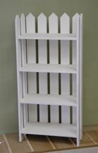 How do we get a dollhouse bookcase?? Retail Store Fixtures - Shabby Chic - Display Fixtures - Misc. Display