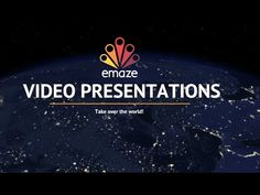 Video Presentation template example from emaze - YouTube