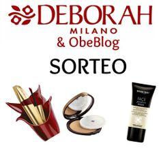 ObeBlog   Diario de Belleza : ☛ SORTEO: Lote Deborah Milano ☚