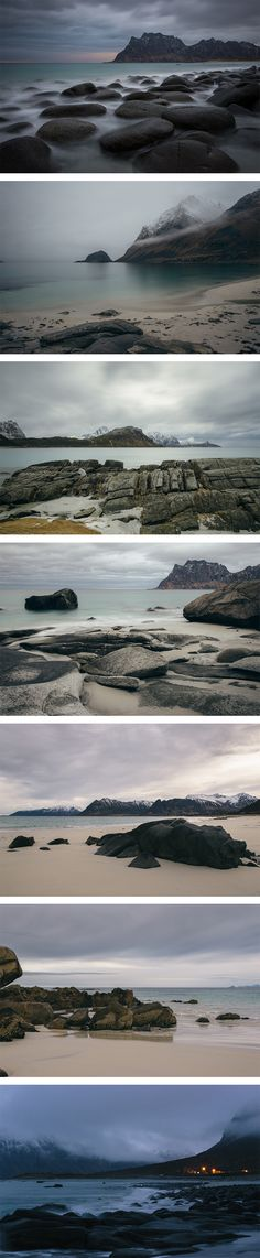 THE LOFOTEN ISLANDS – Norway // A photo series by NORTHLANDSCAPES, @JanWaider – Unique and authentic imagery of Nordic landscapes.