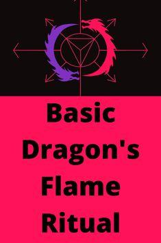Dragon Magick Basic Dragon's Flame Ritual