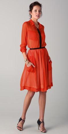 heidi merrick skirt & blouse