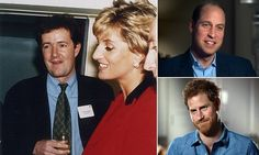 Diana drove me mad but her sons are the royal's best hope of survival #DailyMail