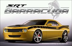 SRT Barracuda
