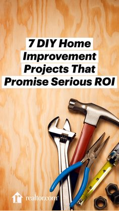 Home Improvement Projects, Home Projects, Leaky Faucet, Yard Sales, Diy Home Repair, Amazing Decor, Paint Cans, Home Hacks, Home Staging