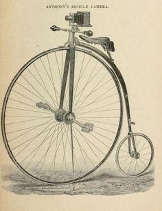 Bici-câmera! #Ilustração #Bicicleta #ciclismo