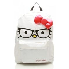 Hello Kitty Geek Face Backpack