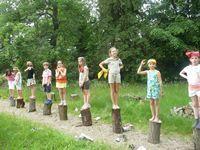 épreuve des poteaux anniversaire koh-lanta Survivor Party Games, Ko Lanta, Games For Kids, Activities For Kids, Survivor Challenges, Amazing Race, Girl Birthday, Happy Birthday, Party Time