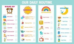 printable morning routine chart for toddlers to. - printable morning routine chart for toddlers toddler routine chart - # Toddler Routine Chart, Daily Routine Chart For Kids, Toddler Chart, Morning Routine Chart, Toddler Schedule, Charts For Kids, Daily Routines, Morning Routine Kids, Early Childhood Education