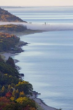 ✮ Arcadia Lakeshore - Michigan - Soooo beautiful here.  You have to see it to believe it!