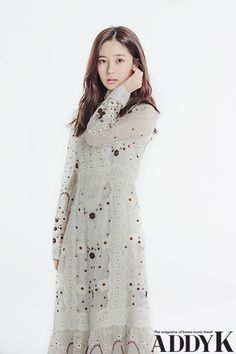 Baek Jin Hee  addyk 160829