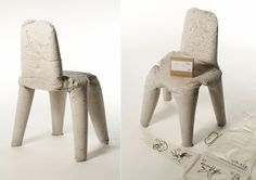 The first protoype chair