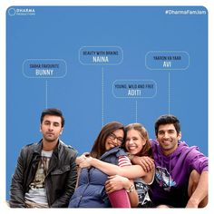 Jawaani is only deewani when you have a killer group of friends like family! Bollywood Quotes, Bollywood Couples, Bollywood Stars, Bollywood Celebrities, Cute Funny Quotes, Funny Relatable Memes, Funny Jokes, Yjhd Quotes, Bollywood Wallpaper