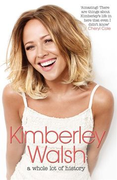 A Whole Lot of History by Kimberley Walsh