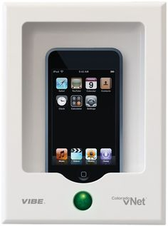 Wall dock for your iPod