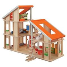 Love this doll house. #Holidaygift #toddler