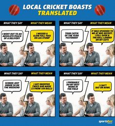 Local Cricket Boasts Translated - Sportsbet