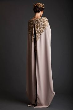 """Krikor Jabotian always makes my day. Fists full of tulle, jaw-dropping embroidery and killer silhouettes. The perfect ingredients for a whole lot of pretty. Titled Akhtamar (which means """"Oh, Tamar""""), theSpring/Summer 2014 collection brings a new meaning to sophisticated sexy. There's so much to swoon at ladies. Here's a bit more [from the designer]: A …"""