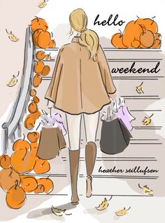 RoseHillDesigns by Heather Stillufsen Hello Weekend, Bon Weekend, Happy Weekend, Happy Saturday, Sunday, Rose Hill Designs, Weekender, Days And Months, Sassy Pants