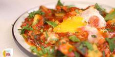 La délicieuse chakchouka de Dorian #grandprixcuisineactuelle Pause, Batch Cooking, I Foods, Thai Red Curry, Quiche, Potato Salad, Vegetables, Ethnic Recipes, Sweet
