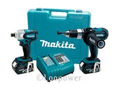 MAKITA Power Tool Batteries, Chargers, Drils