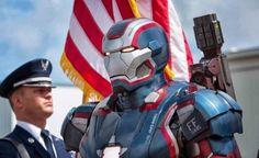 Militer AS Desain Baju Tempur Mirip Iron Man | ODE NEWS