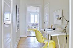 Les petites surfaces du jour : hissez le jaune! (via Bloglovin.com )