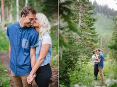 Mountain Engagements www.jtaylorphotography.com