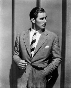 Errol Flynn, 1930s.