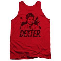 Dexter: Splatter Dex Tank Top