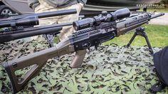 SG 751 SAPR Assault Weapon, Submachine Gun, Sig Sauer, Cool Guns, Rifles, Tactical Gear, Firearms, Offroad, Switzerland