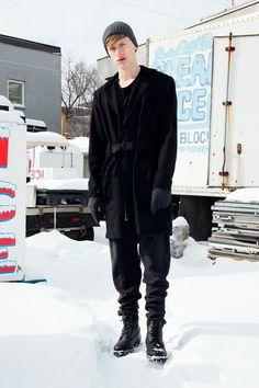 #Menswear #Trends Andrew Coimbra Fall Winter 2015Otoño Invierno #Tendencias #Moda Hombre    F.Y!