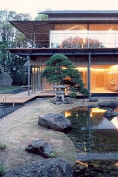 Architect: Kengo Kuma Location: Japan Photography: Shinkenchikusha www.panoramah.com