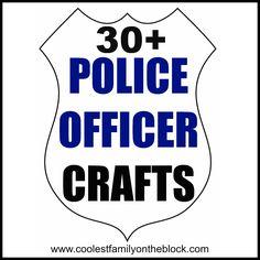 30+ Police Officer Crafts