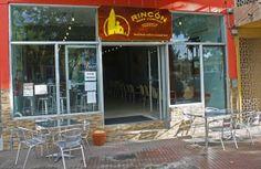 Rincon Beer Company in Rincon, Puerto Rico!
