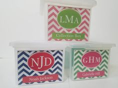 Family Pack  3 School Memory Boxes/3 Combinations School