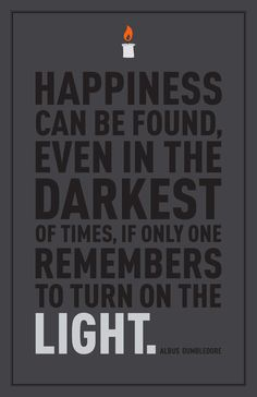 Harry Potter Dumbledore Quote 11x17. $8.00, via Etsy. I need this.