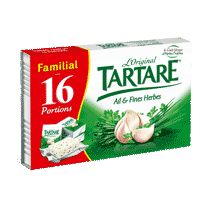 Tartare Ail & Fines Herbes Portions Familiales (Family Pack)